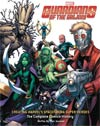 Guardians Of The Galaxy Complete Comics History HC