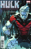 Hulk Vol 4 #5 Cover B Variant Paulo Siquera Resurrxion Cover