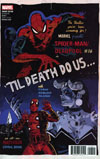 Spider-Man Deadpool #16 Cover B Variant Michael Walsh Poster Cover (Til Death Do Us Part 4)
