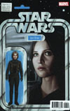 Star Wars Rogue One Adaptation #1 Cover B Variant John Tyler Christopher Action Figure Cover