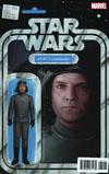 Star Wars Vol 4 #30 Cover C Variant John Tyler Christopher Action Figure Cover