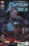 Captain America Steve Rogers #8 Cover C 2nd Ptg Jesus Saiz Variant Cover