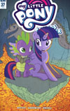 My Little Pony Friends Forever #37 Cover C Incentive Melody Often Variant Cover