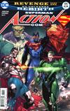 Action Comics Vol 2 #979 Cover A Regular Clay Mann Cover