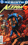 Action Comics Vol 2 #979 Cover B Variant Gary Frank Cover