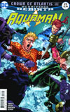 Aquaman Vol 6 #23 Cover A Regular Brad Walker & Andrew Hennessy Cover