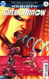 Green Arrow Vol 7 #22 Cover A Regular Juan Ferreyra Cover