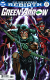 Green Arrow Vol 7 #23 Cover B Variant Mike Grell Cover