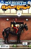 Harley Quinn Vol 3 #19 Cover B Variant Frank Cho Cover