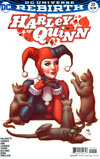Harley Quinn Vol 3 #20 Cover B Variant Frank Cho Cover