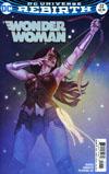 Wonder Woman Vol 5 #22 Cover B Variant Jenny Frison Cover