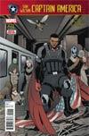 Captain America Sam Wilson #22 (Secret Empire Tie-In)