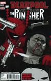Deadpool vs Punisher #3 Cover A Regular Declan Shalvey Cover