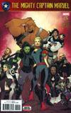Mighty Captain Marvel #5 (Secret Empire Tie-In)