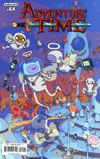 Adventure Time #64 Cover A Regular Shelli Paroline & Braden Lamb Cover