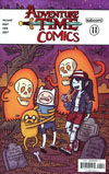 Adventure Time Comics #11 Cover A Regular Chad Weerdhuizen Cover