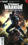 Eternal Warrior Awakening #1 Cover A Regular Clayton Crain Cover