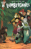 Lumberjanes #38 Cover A Regular Kat Leyh Cover
