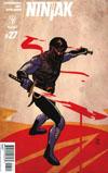 Ninjak Vol 3 #27 Cover B Variant Steve Lieber Cover