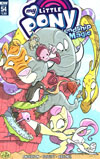 My Little Pony Friendship Is Magic #54 Cover A Regular Jay Fosgitt Cover