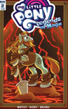 My Little Pony Legends Of Magic #2 Cover A Regular Brenda Hickey Cover