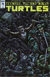Teenage Mutant Ninja Turtles Vol 5 #70 Cover B Variant Kevin Eastman Subscription Cover