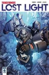 Transformers Lost Light #6 Cover A Regular Jack Lawrence Cover