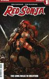 Red Sonja Long Walk To Oblivion One Shot