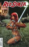 Red Sonja Vol 7 #5 Cover E Variant Mel Rubi Subscription Cover