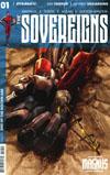 Sovereigns #1 Cover A Regular Stephen Segovia Cover