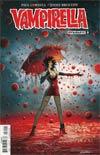 Vampirella Vol 7 #3 Cover B Variant Kenan Yarar Cover