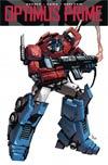 Transformers Optimus Prime Vol 1 TP