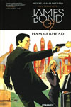 Ian Flemings James Bond In Hammerhead HC