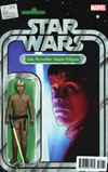 Star Wars Vol 4 #31 Cover C Variant John Tyler Christopher Action Figure Cover (Screaming Citadel Part 2)