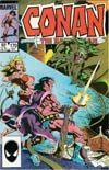 Conan The Barbarian #170