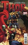 Unworthy Thor #5 Cover B Incentive Chris Stevens Variant Cover