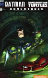 Batman Teenage Mutant Ninja Turtles Adventures #5 Cover C Incentive Jeff Matsuda Variant Cover