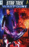 Star Trek Waypoint #4 Cover B Variant Cat Staggs Subscription Cover