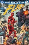 Flash Vol 5 #24 Cover B Variant Howard Porter Cover
