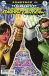 Hal Jordan And The Green Lantern Corps #22 Cover A Regular Ethan Van Sciver Cover