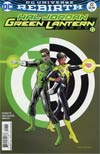 Hal Jordan And The Green Lantern Corps #22 Cover B Variant Kevin Nowlan Cover