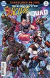 Suicide Squad Vol 4 #19 Cover A Regular Tony S Daniel & Sandu Florea Cover