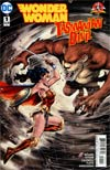 Wonder Woman Tasmanian Devil Special #1 Cover A Regular Jim Lee Cover