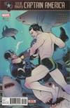 Captain America Steve Rogers #18 Cover A Regular Elizabeth Torque Cover (Secret Empire Tie-In)