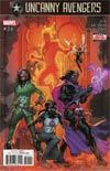 Uncanny Avengers Vol 3 #24 (Secret Empire Tie-In)