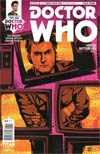 Doctor Who 10th Doctor Year Three #6 Cover A Regular Antonio Fuso Cover
