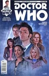 Doctor Who 10th Doctor Year Three #6 Cover B Variant Photo Cover
