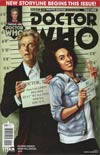 Doctor Who 12th Doctor Year Three #5 Cover A Regular Claudia Ianniciello Cover