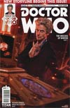 Doctor Who 12th Doctor Year Three #5 Cover B Variant Photo Cover