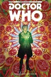 Doctor Who Ghost Stories #3 Cover A Regular Blair Shedd Cover